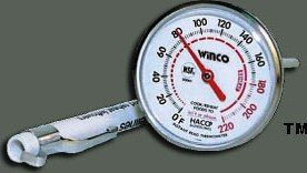 Pocket Test Thermometer