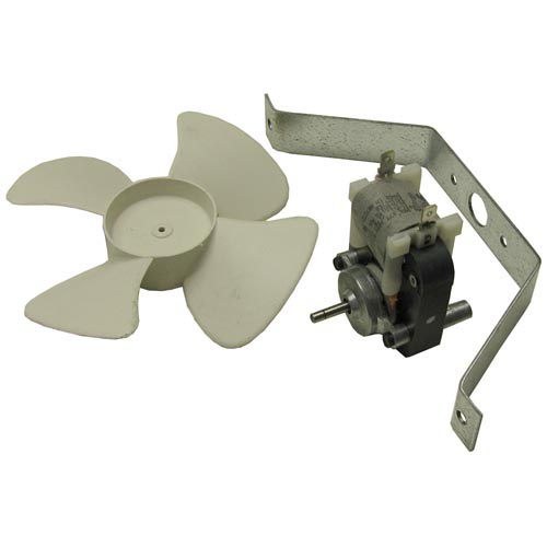 Beverage Air Motor, blade, bracket
