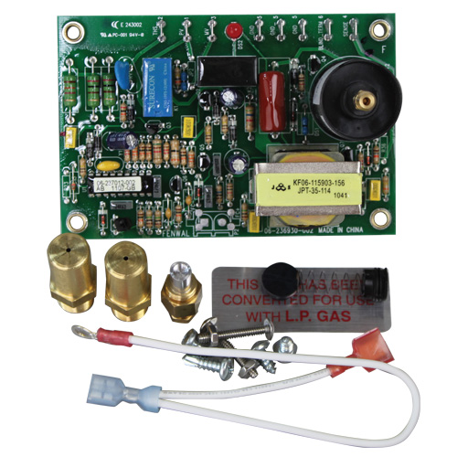 Blodgett DFG 100 Conversion Kit Nat to LP
