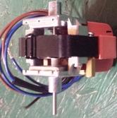 Everest Evaporator Fan Motor