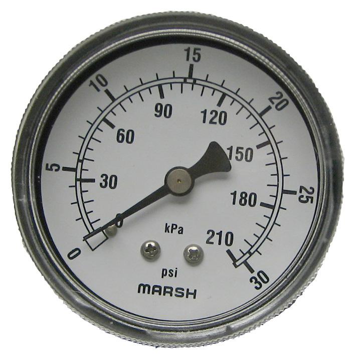 Frymaster Pressure Gauge