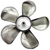 Star Metal Fan Blade