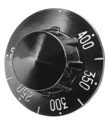 Tri Star Thermostat Knob