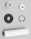 Styleline Top Hinge Repair Kit