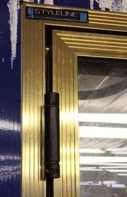 Styleline Door Hinge