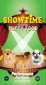 Showtime Puppy Food
