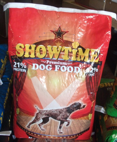 Showtime Dog Food