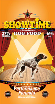 Showtime Chicken & Rice Dog Food
