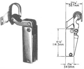 Bally Hydraulic Door Closer