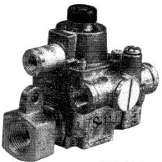 TS Robertshaw Safety Valve