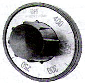 Keating Fryer Knob